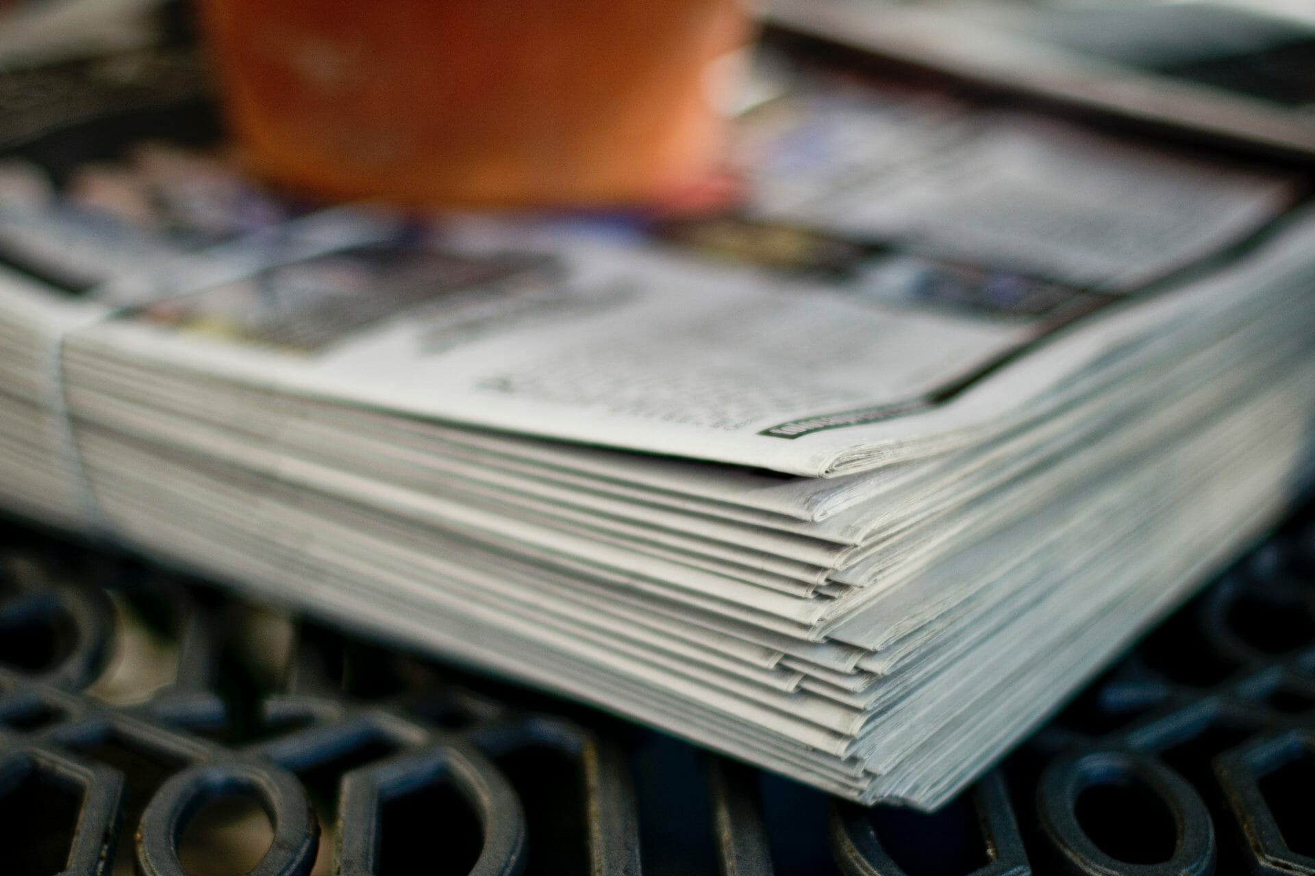 Picture of newspapers for Real Estate News for Investors Podcast Episode #779
