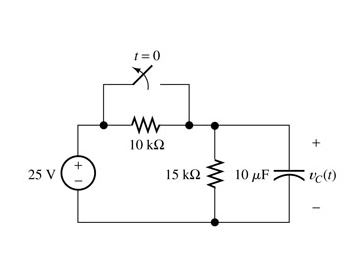 Solved: For The Circuit Shown In Figure Below, The Switch
