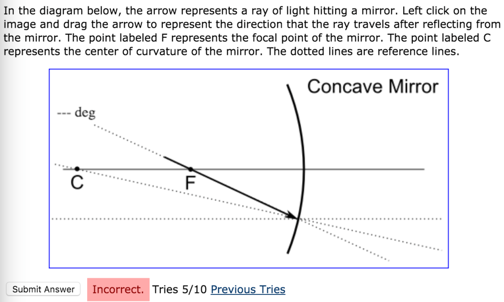 medium resolution of in the diagram below the arrow represents a ray o