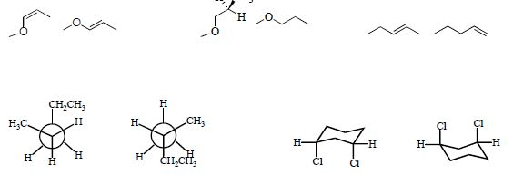 Solved: Classify As: Same Compound, Resonance Structures