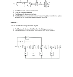 question 3 you are given the following dynamic system a model the system in state [ 791 x 1024 Pixel ]