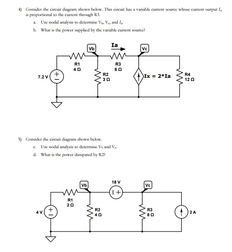 hight resolution of consider the circuit diagram shown below this cir