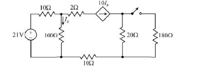 Solved: Consider The Circuit Below: (a). Calculate The Pow