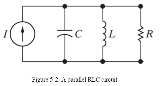 Solved: Show How To Connect The Parallel RLC Circuit Of Fi