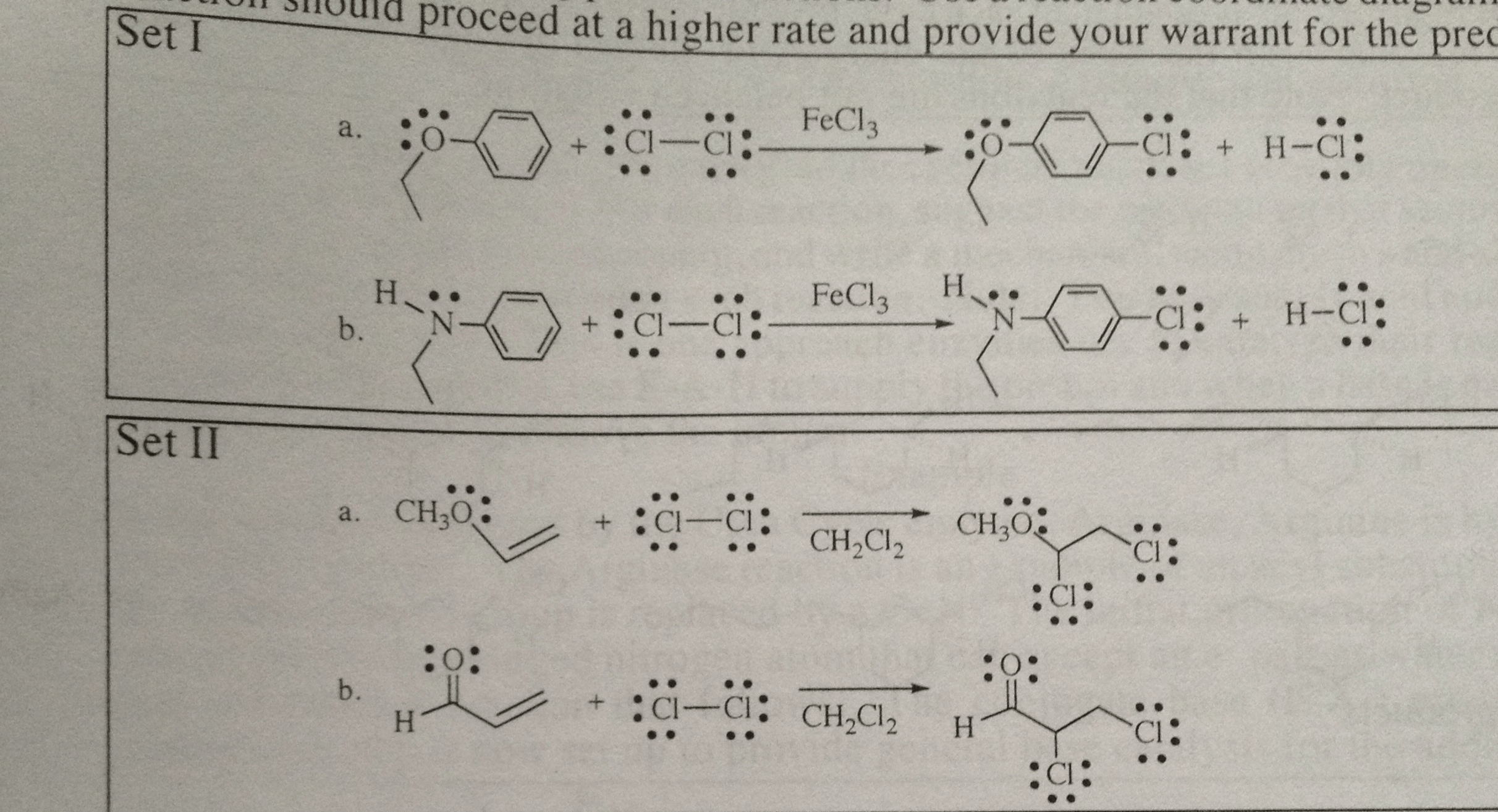 Solved For Each Pair Use A Reaction Coordinate Diagram T