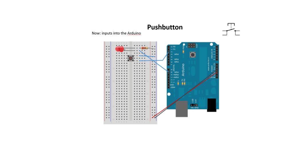 medium resolution of multiple led draw the circuit diagram for the leds show the code for how you would change the blinking pattern and explain how it works