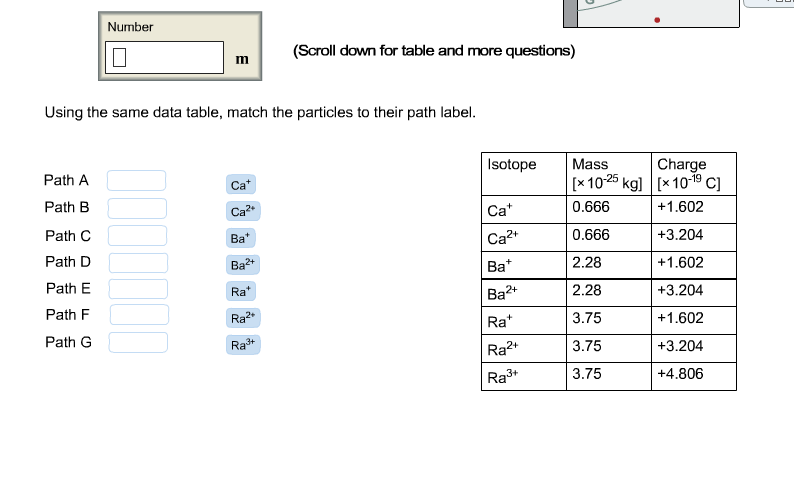 Solved: Elements That Appear In The Same Column Of The Per