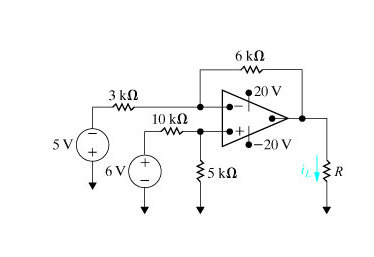 Solved: Find IL In The Circuit In (Figure 1) . Suppose R