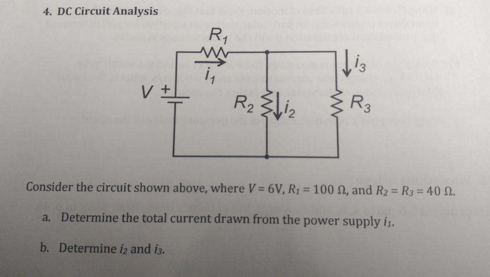 medium resolution of dc circuit analysis consider the circuit shown ab