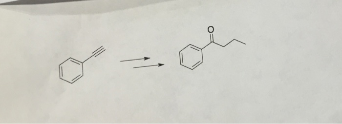 Solved: Devise Synthesis Of Product Shown, Starting From T