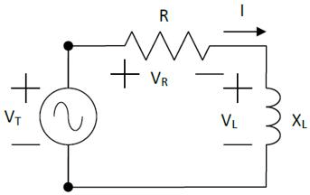 Solved: A 60Hz Voltage Source Is Connected Across A Series