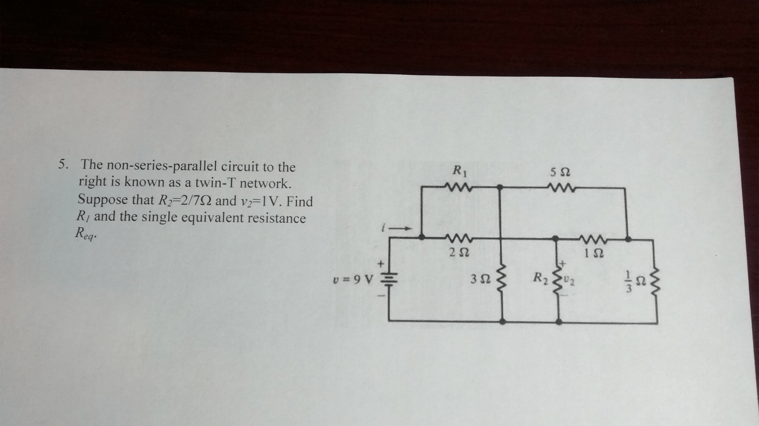 Solving Series Parallel Resistor Circuits390replace39