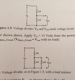 lok lok vout figure 1 5 voltage divider vin and vout ark voltage levels age [ 1024 x 768 Pixel ]