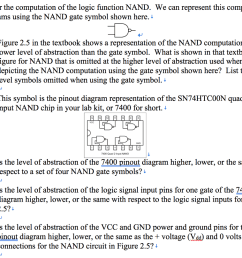 consider the computation of the logic function nand we can represent this computation [ 1024 x 808 Pixel ]