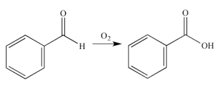 Solved: Show The Mechanism Of How Benzaldehyde Reacts With