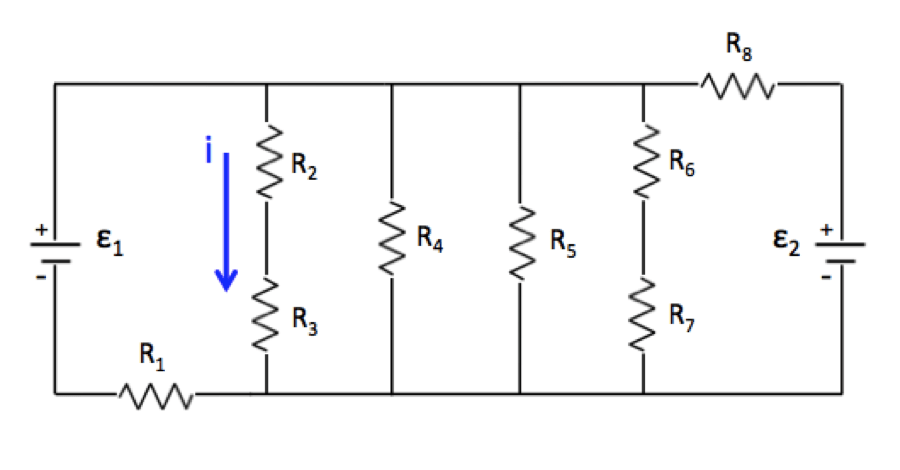 Solved: Consider The Following Circuit. If R1 = 2 KΩ, R2