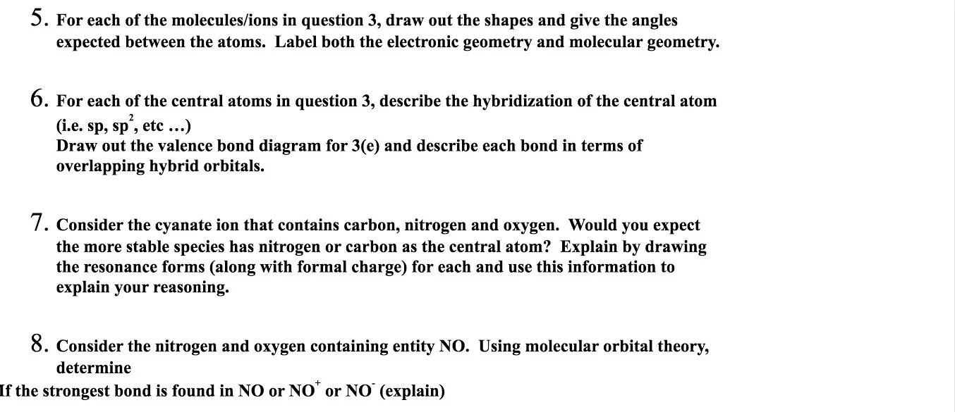 hight resolution of how to solve these questions in detailed solution