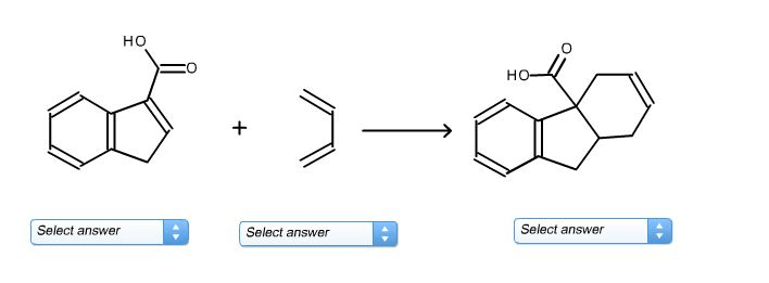 Solved: For The Following Diels–Alder Reaction, Identify T