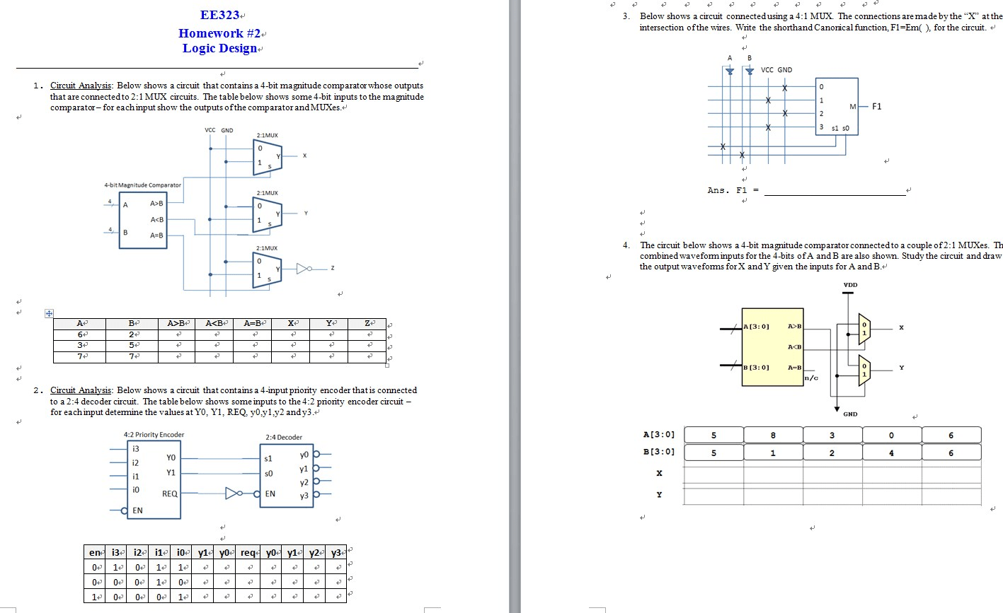 hight resolution of circuit analysis below shows a circuit that conta