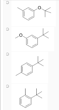 Solved: Choose The Isomer That Best Fits The IR And H NMR