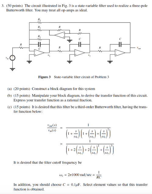 small resolution of  50 points the circuit illustrated in fig 3 is a state