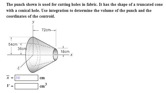 Need Help With This Centroid Problem. The Hint Giv