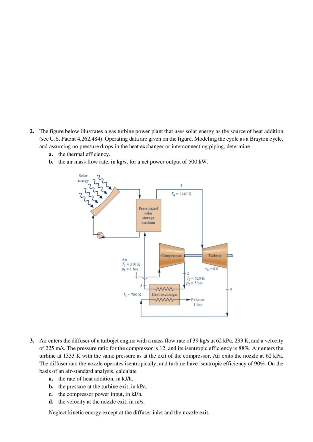 medium resolution of an ideal vapor compression refrigeration cycle is modified to include a counter flow heat exchanger as shown below ammonia leaves the evaporator as