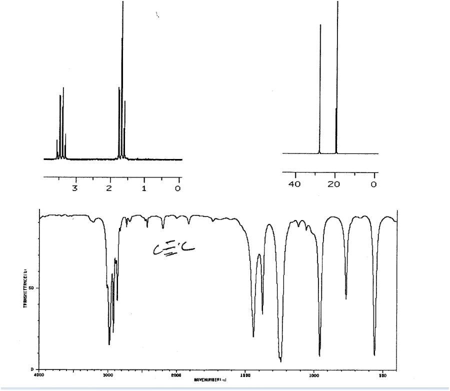 Solved: Generate Molecular Formulas And Determine The Stru