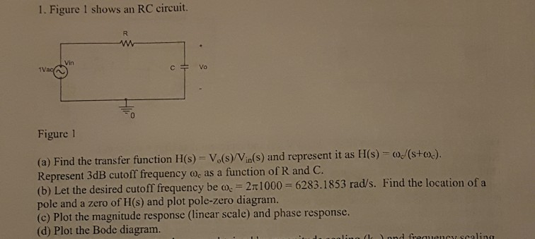 Capacitor Circuit Diagram The Following Diagram Shows