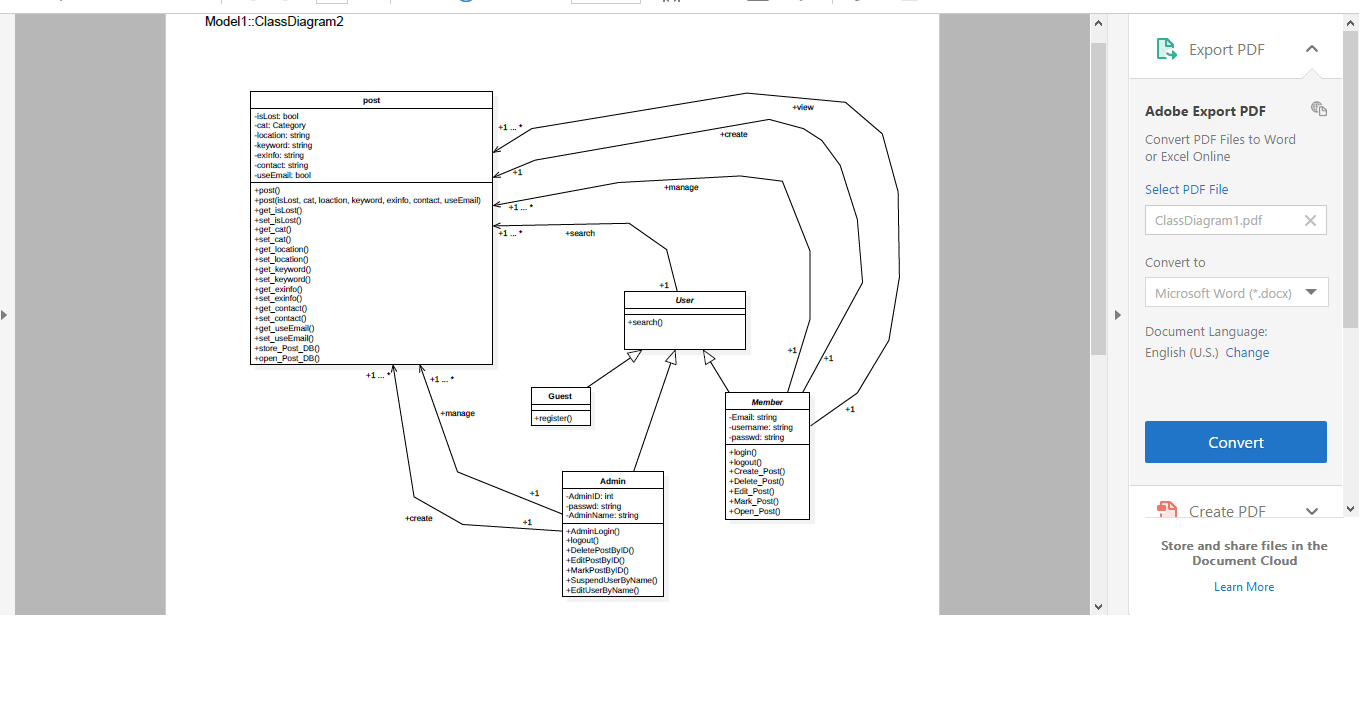 class system diagram blank heart labeled solved please draw a deployment for lost and foun found attaching sequence file the main files are php login signup