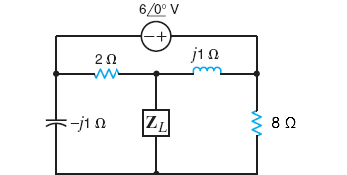Solved: Determine The Impedance ZL ((a) Determine The Real