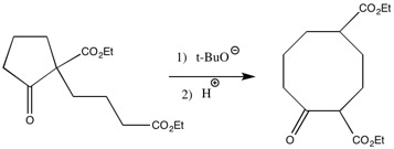 Solved: Propose A Mechanism For The Following Reaction