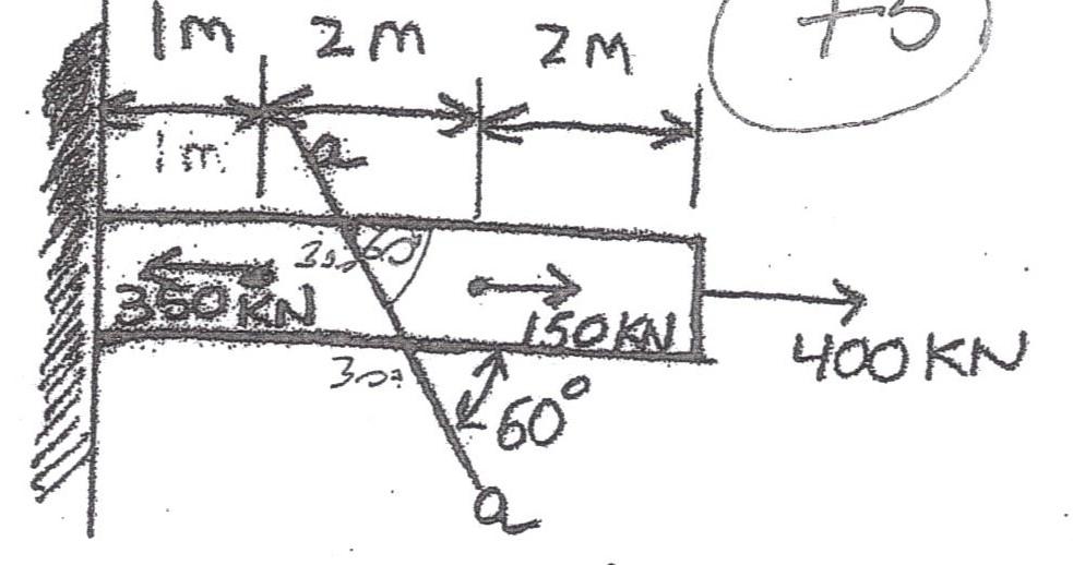 Solved: The Bar Has A 150mm X 250mm Rectangular Cross Sect