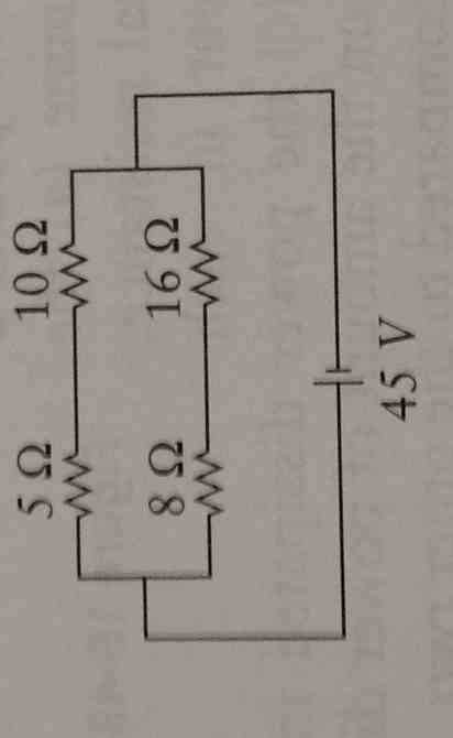 Solved: How Much Power Is Dissipated In Each Resistor? Ple