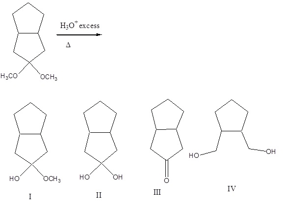 Solved: A) Predict The Product In The Reaction Shown Below