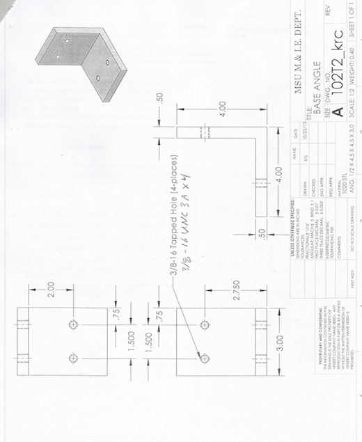 Refer To The Three Attached Drawings Titled 100T2