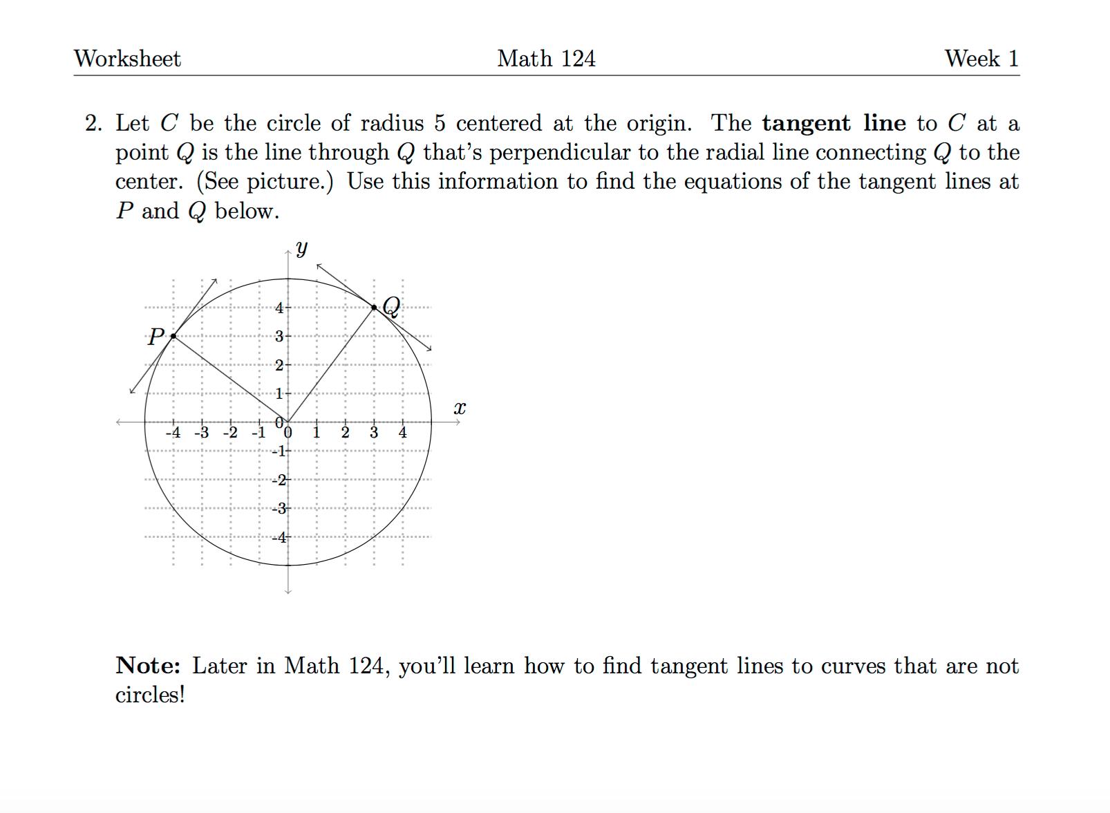Worksheet Circle Equation Worksheet Worksheet Fun