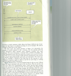 question figures 11 2 and 11 5 are sample sequence diagrams using those figures as an example develop a system for the university library for the use  [ 1700 x 2338 Pixel ]