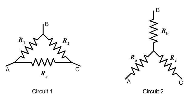 Solved: Three Resistors With Resistances R1 = 86.0 ?, R2