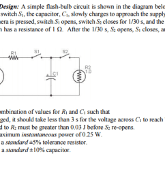 camera flash circuit design camera flash circuit design a simple flash bulb c [ 2046 x 1116 Pixel ]