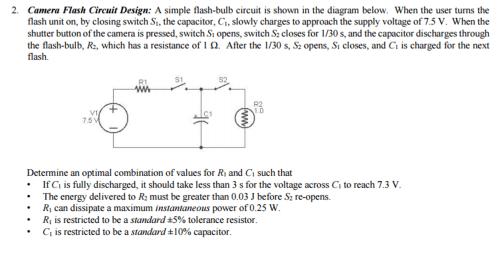small resolution of camera flash circuit design camera flash circuit design a simple flash bulb c