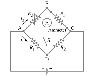 Solved: A Wheatstone Bridge Is A Type Of