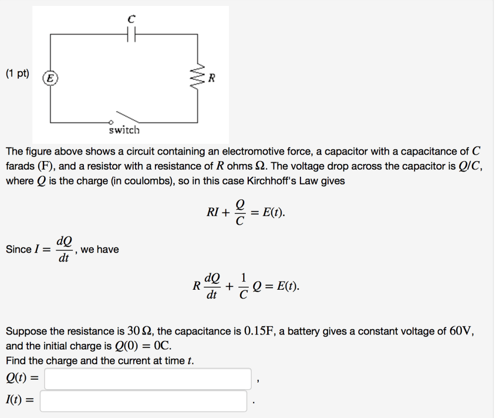 medium resolution of solved the figure above shows a circuit containing an ele above a circuit diagram including a battery emf capacitor c a