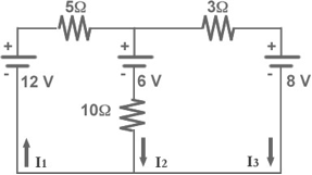 Solved: What Is The Value Of The Currents I1, I2, And I3