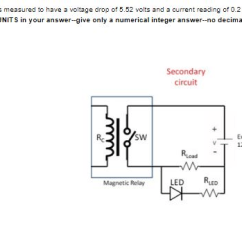 How To Read Solenoid Valve Diagrams Ford Electronic Ignition Wiring Diagram Solved The For Di Water Shown In Image As Rioad Was Measured