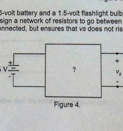 assume you have an ideal 6 volt battery and a 1 5  [ 2377 x 913 Pixel ]