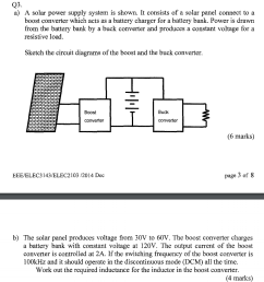a solar power supply system is shown it consists [ 914 x 998 Pixel ]