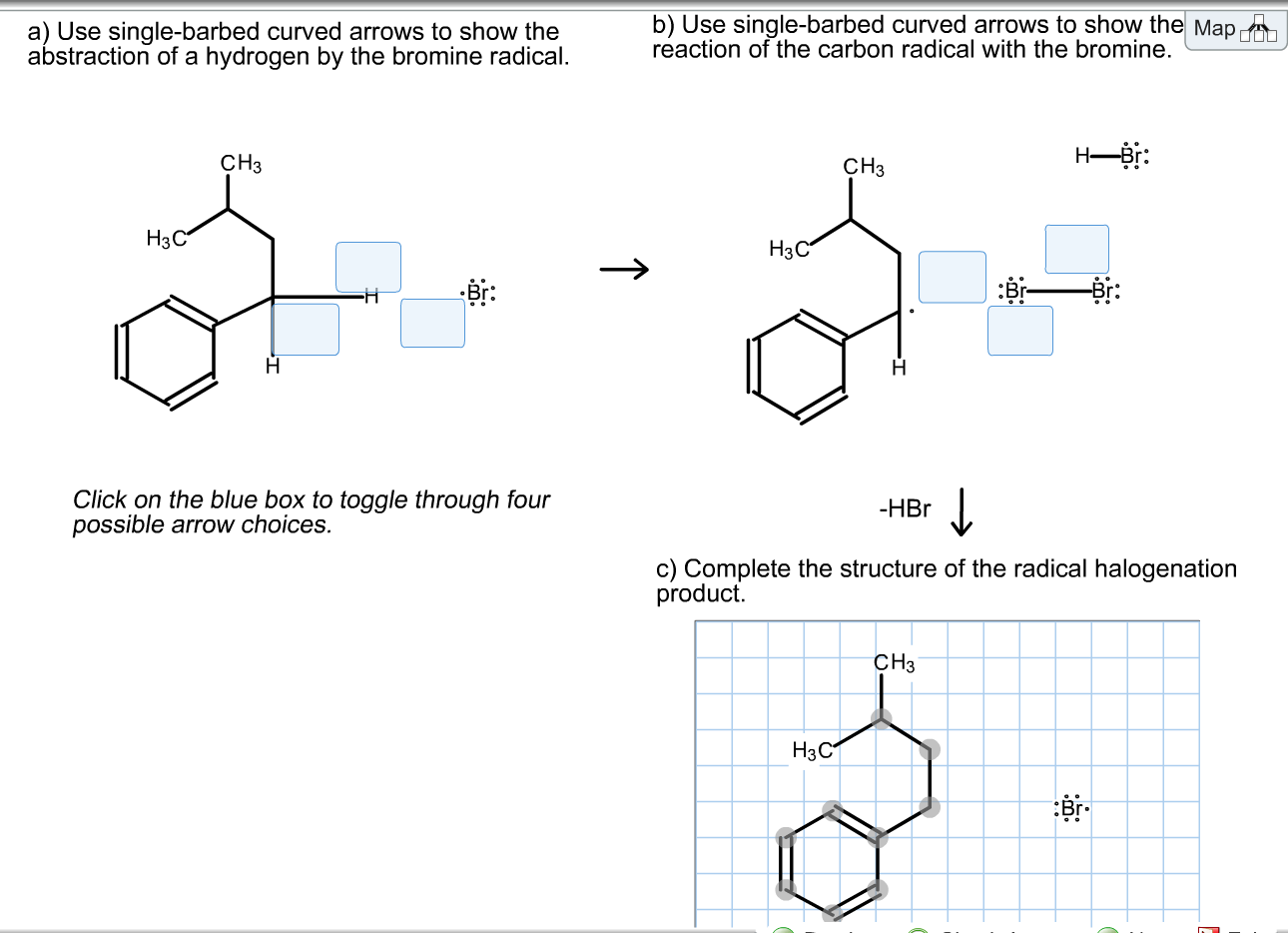Solved Classify The Two Reactions As Ionic Or Radical Pa