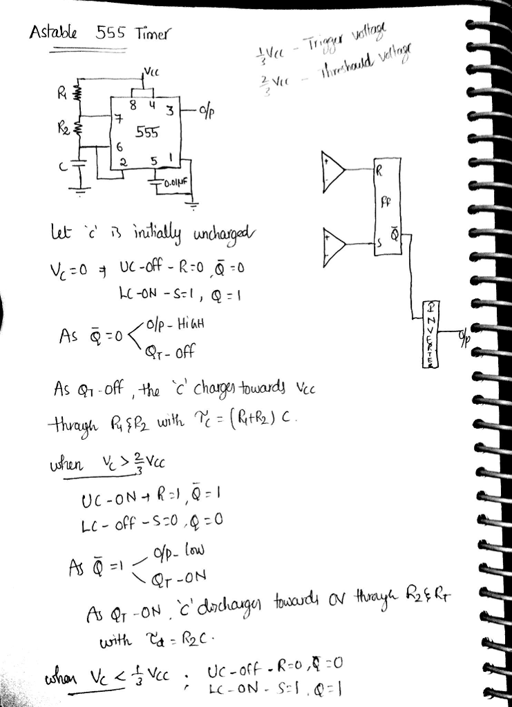 555 timer wiring diagram 4 way switch australia solved for the musical instrument describe theory of operation show and some details about each element if you changed