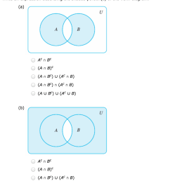 write an expression describing the shaded portion s of the venn diagram  [ 919 x 1024 Pixel ]